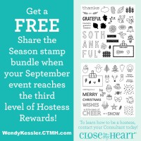 Host a Party in September