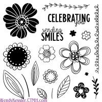 Floral Celebrations August SOTM