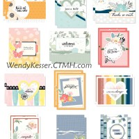 Card Making Subscription Kit
