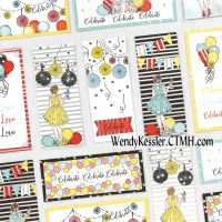 Return to Happiest Place Cardmaking Workshop