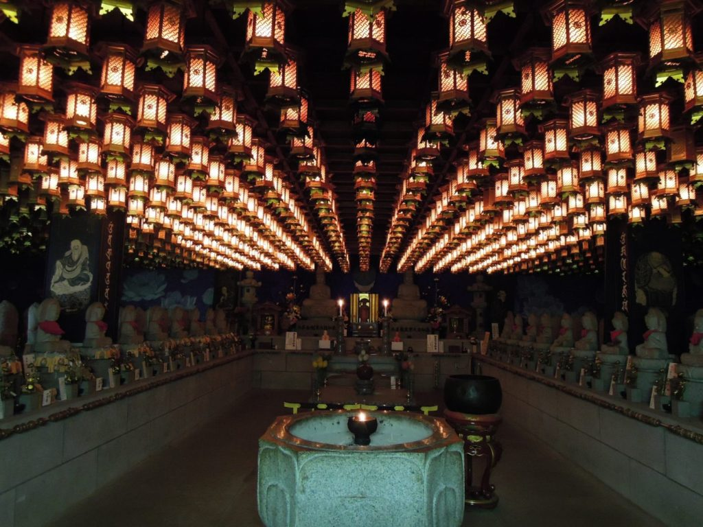Lanterne Daisho-in