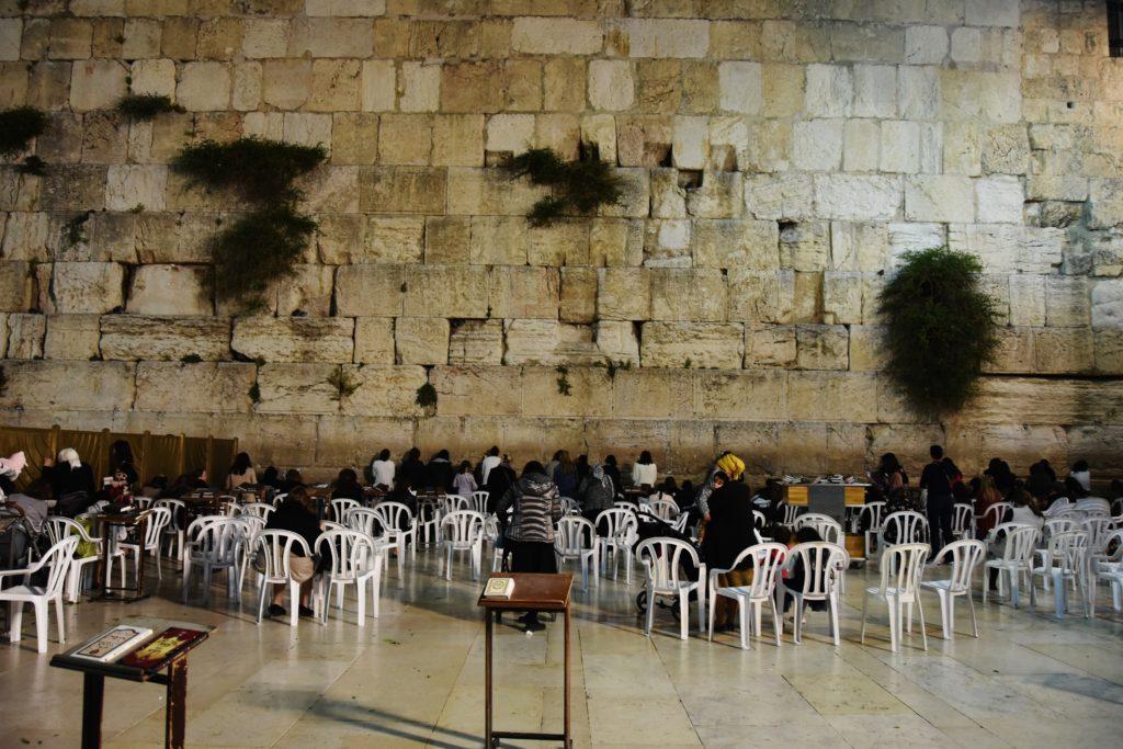 Fedeli al Muro Occidentale