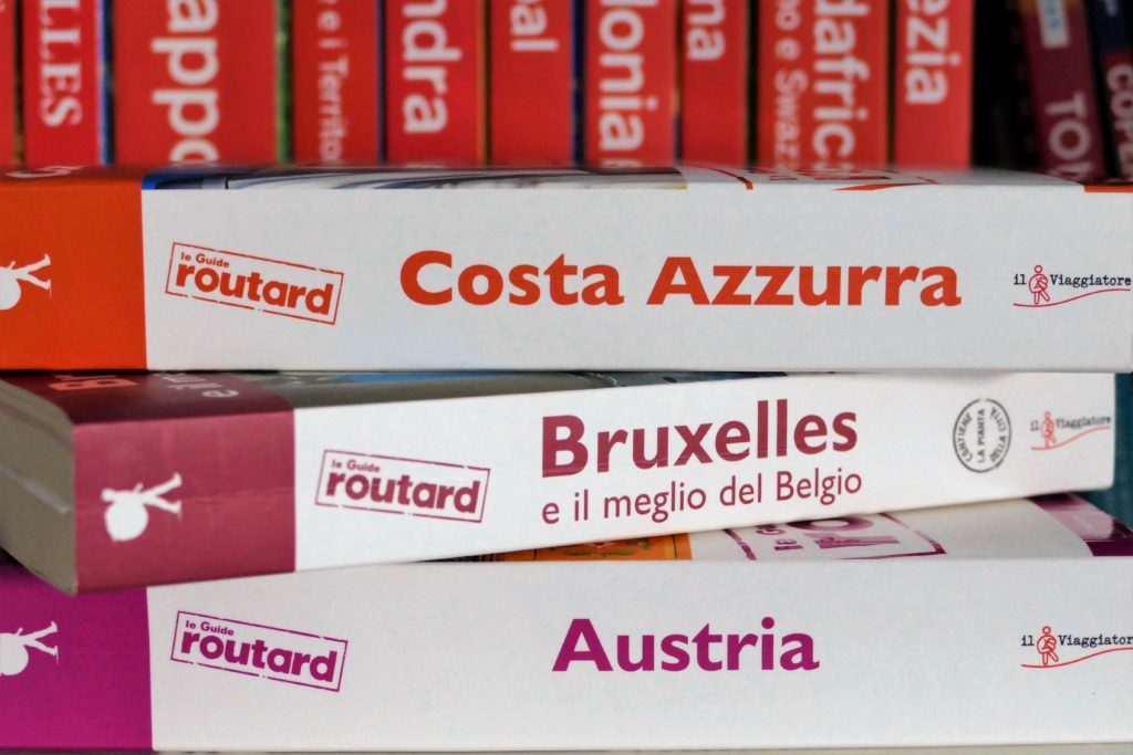 Guide di viaggio Routard