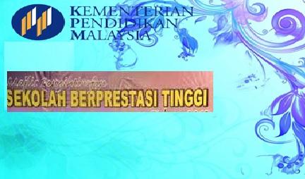 Senarai Sekolah Berprestasi Tinggi (SBT) Di Malaysia