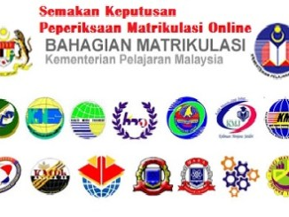 Semakan Keputusan PSPM 2017/ 2018 Online
