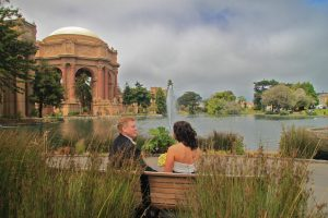 SF Palace Garden Wedding