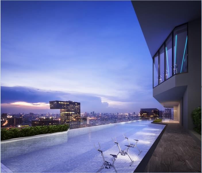 Ideo-Rama-9-Asoke-40m-Lap-Pool