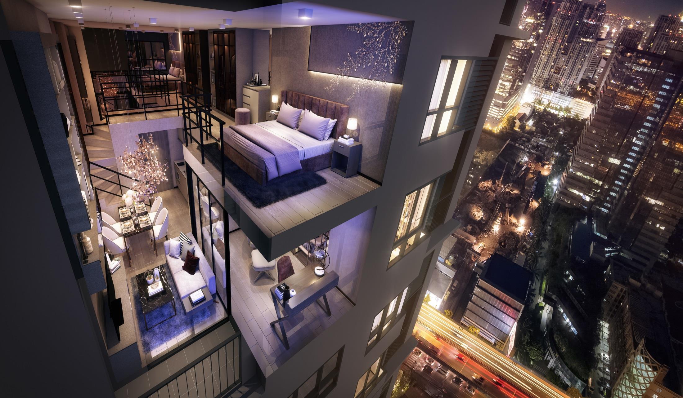 Ideo Rama 9 -Asoke Hybrid Studio