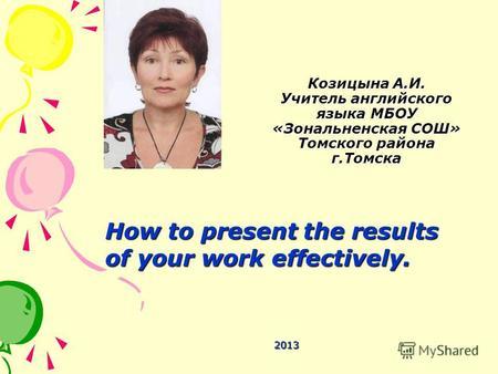 """Презентация на тему: """"Making PowerPoint Slides Avoiding the Pitfalls ..."""