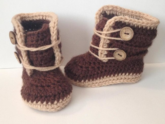 6-9 Months Baby Winter Boots