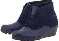 Adam's Shoes - Adam's Shoes 121-6520 - ΜΠΛΕ ΣΚΟΥΡΟ