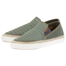 Scotch & Soda - Scotch & Soda Izomi Slip-on shoes 18879509 - πρασινο