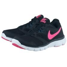 Nike - Nike Flex Experience 3 PR 652858016-3 - ΜΑΥΡΟ