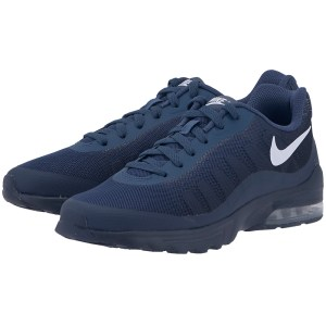 Nike - Nike Air Max Invigor Print 749688-405 - ΜΠΛΕ ΣΚΟΥΡΟ