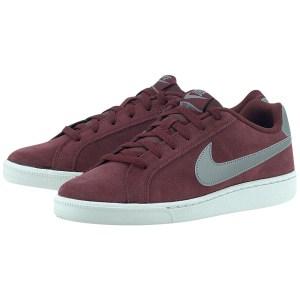 Nike - Nike Men's Court Royale Suede Shoe 819802-602 - ΜΠΟΡΝΤΩ