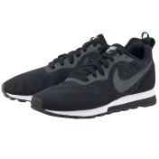 Nike Nike - Nike MD Runner 2 BR 902858-001 - ΜΑΥΡΟ 2018