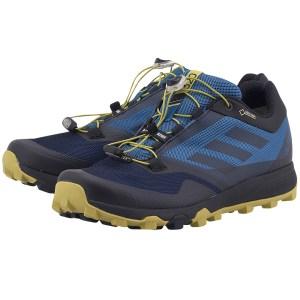 adidas Sport Performance - adidas Terrex Trailmaker GTX BB0723 - ΜΠΛΕ ΣΚΟΥΡΟ