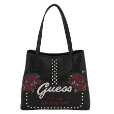 Guess - Guess Vikky Tote HWEF69-95230 - μαυρο