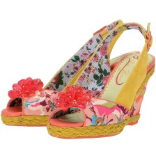 Irregular Choice - Irregular Choice MEASURE_UP - ΚΙΤΡΙΝΟ
