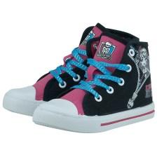 Monster High - Monster High MO000513 - ΜΑΥΡΟ/ΦΟΥΞΙΑ