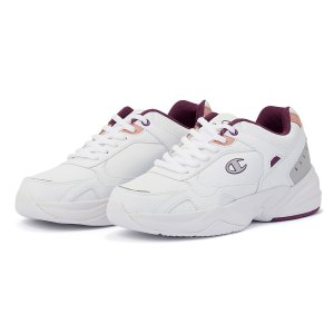 Champion - Champion Low Cut Shoe Philly S11000-WW001 - λευκο/μωβ