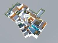 Endless Summer Villa - Floor Plans