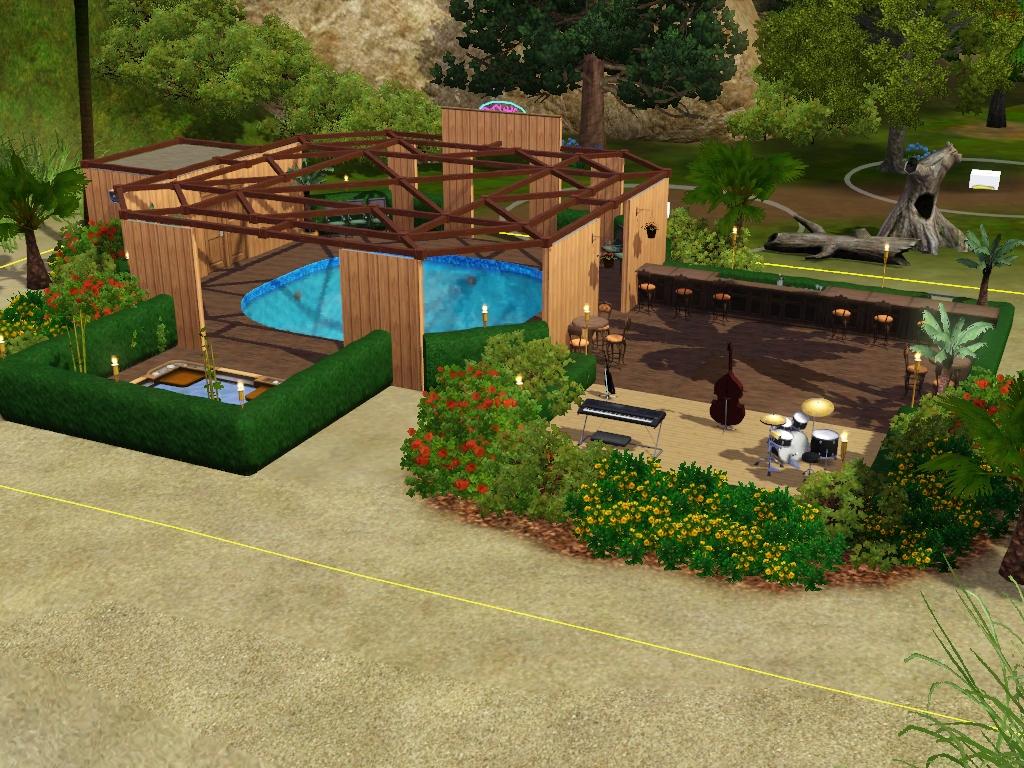 Sims 3 Garden House Blueprints Garden Home Plans Ideas Picture
