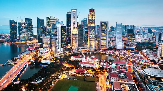 Living and Working in Singapore