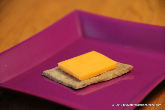 Crispy Gluten-Free Homemade Rice Crackers