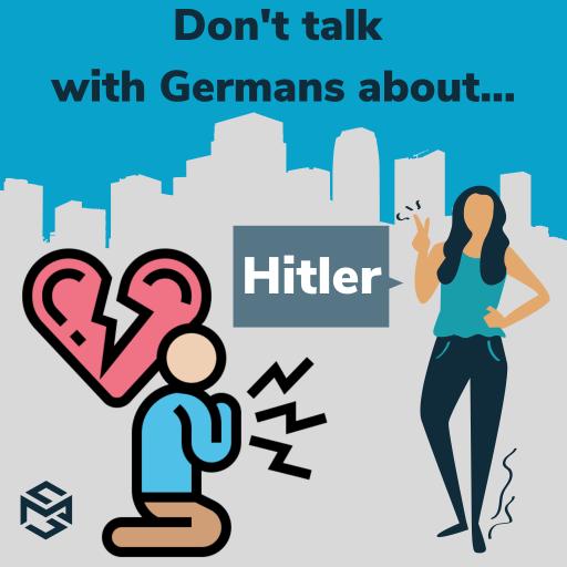 Forbidden Topics in Germany