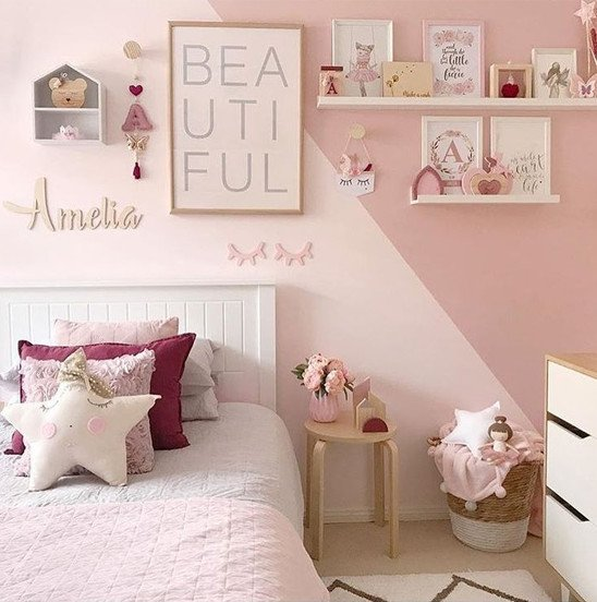 the best girl bedroom