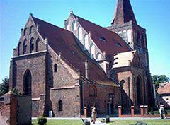 Kolegiata p.w. św. Jana Chrzciciela w Myśliborzu.
