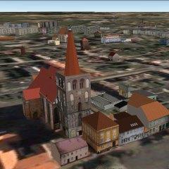 Myślibórz w 3D – ponad 100 budynków!!!