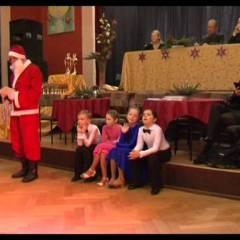 Mikołajkowy Turniej Tańca Towarzyskiego