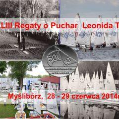 XLIII Regaty o Puchar Leonida Teligi