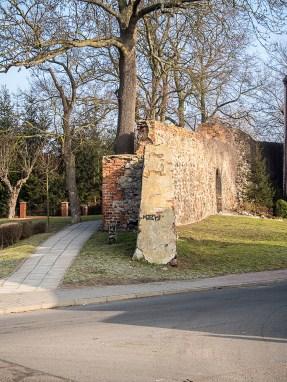 mury miejskie