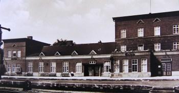 Soldin - obecny dworzec kolejowy