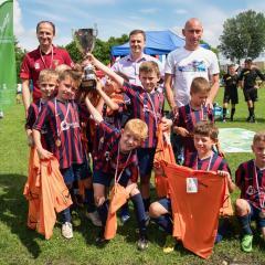Turniej Piłki Nożnej Żaków Marsport Myślibórz 2016