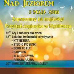 """Majówka Nad Jeziorem"""