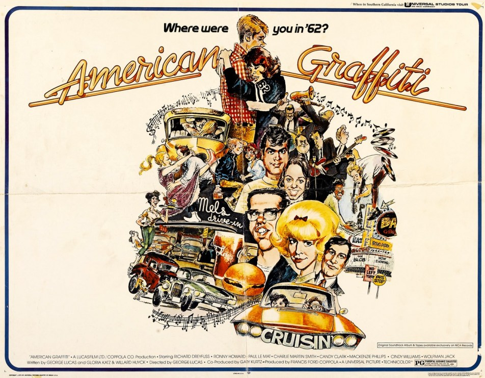 Amerykańskie graffiti