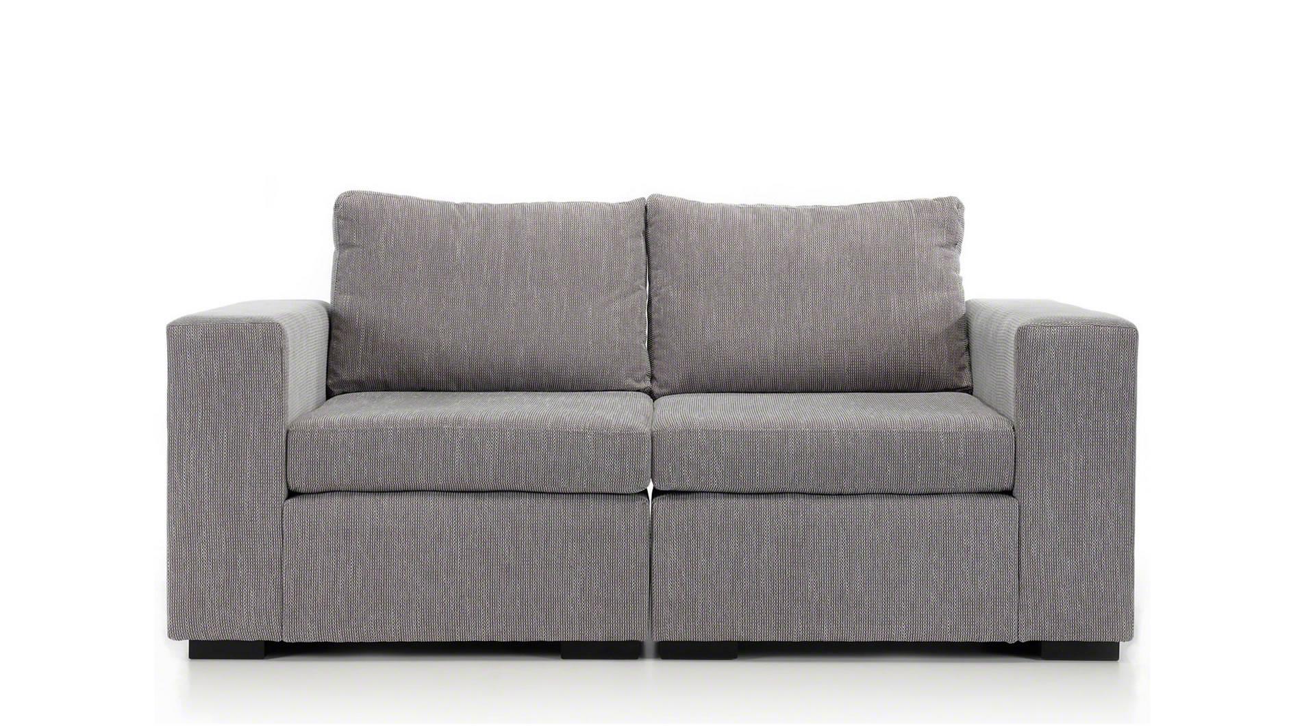 light grey sofa bed uk england abbie 3 seater mysmallspace