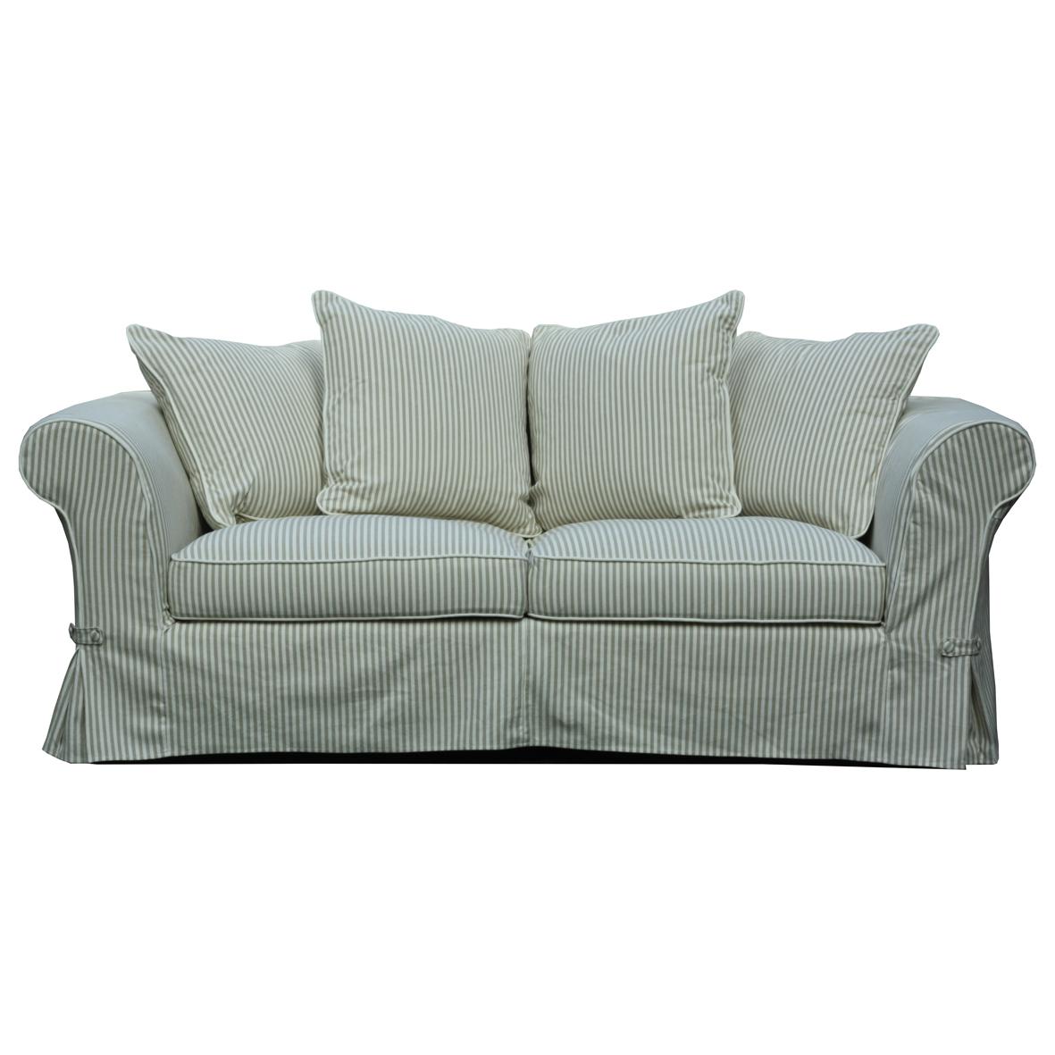 blue striped sofa uk best recliner 2018 brampton 3 seat light stripe mysmallspace
