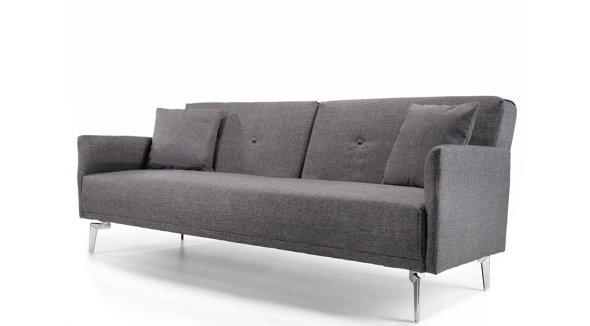 dalton sofa bed how to make sheets sofabed grey mysmallspace