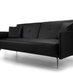 Dalton Sofa Bed Second Hand Sofas Leeds Sofabed Black Mysmallspace