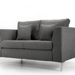 Light Grey Sofa Bed Uk E Colchoes Sao Bernardo Jane 2 Seater Mysmallspace