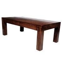 Debenhams Mango wood coffee table - MySmallSpace