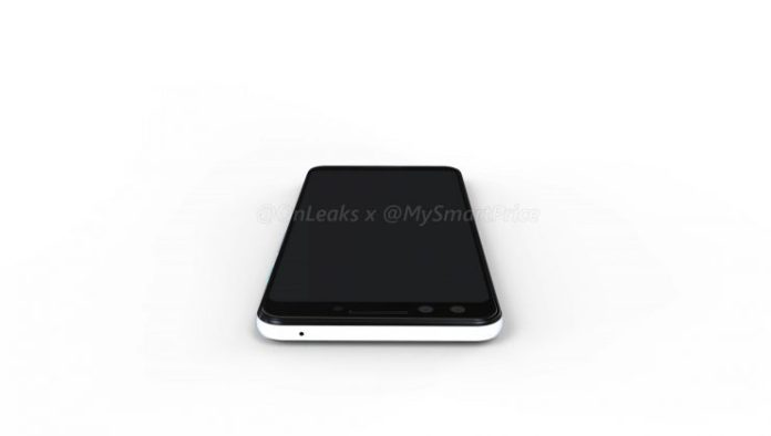 Google Pixel 3 & 3 XL CAD Renders allegedly appeared on the web - 1