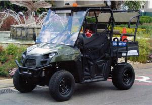 Polaris 570 Ranger used for Security
