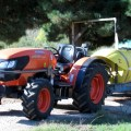 M8540 Narrow with Sprayer