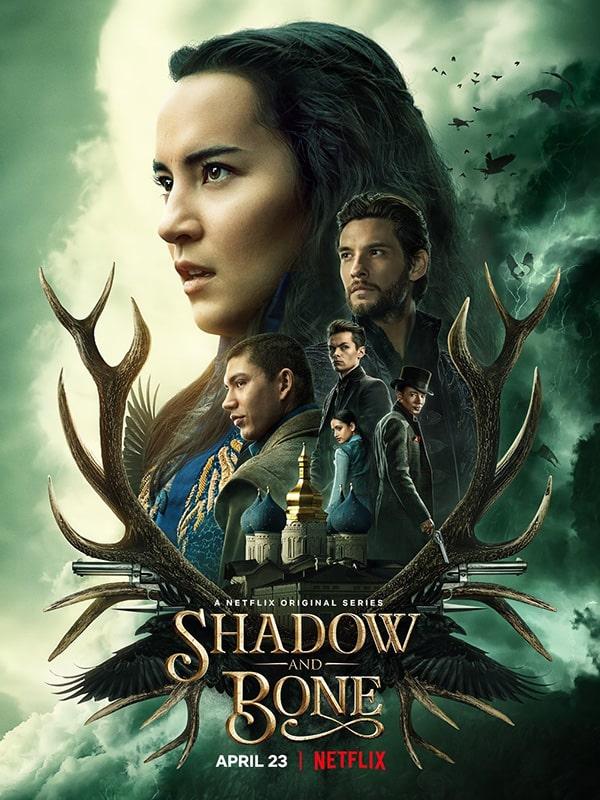 Affiche Netflix Shadow and Bone